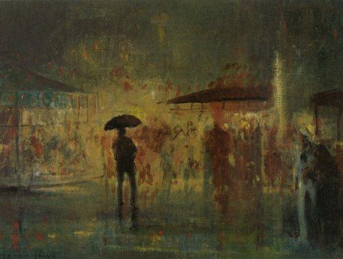 EVERETT-SHINN-FAIR-MAN-IN-RAIN