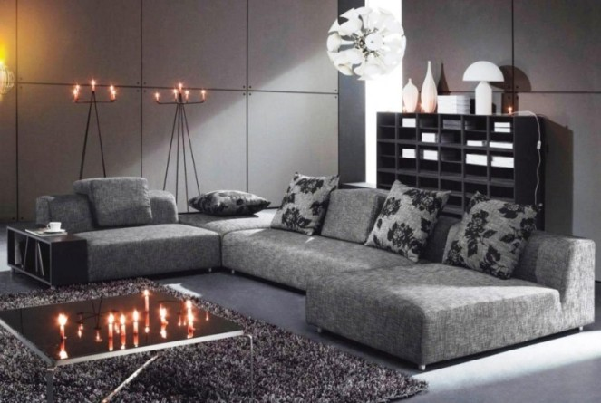 Grey-Living-Room-Ideas-With-Colors